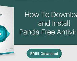 Install Panda Free Antivirus