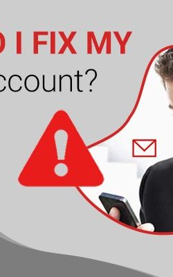 Fix Gmail Account