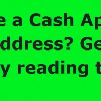 Cash App Email Address