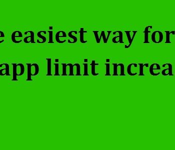Cash App Limit Increase