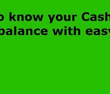 Check Balance On Cash App Card