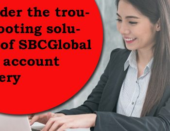 recover my sbcglobal email account