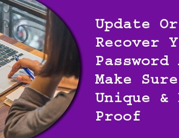 Recover Yahoo Password