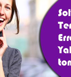 solve yahoo mail error 15