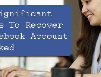 Facebook Hacked Account