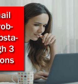 fix my gmail account