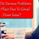 gmail server down