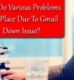 gmail server down