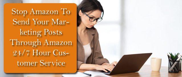 amazon 24/7 hour customer service